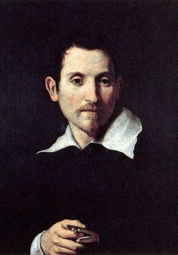 """Domenico Zampieri, detto """"il Domenichino"""""""