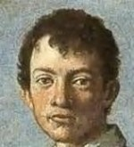 Autoritratto Domenichino, Landesmuseum di Darmstadt