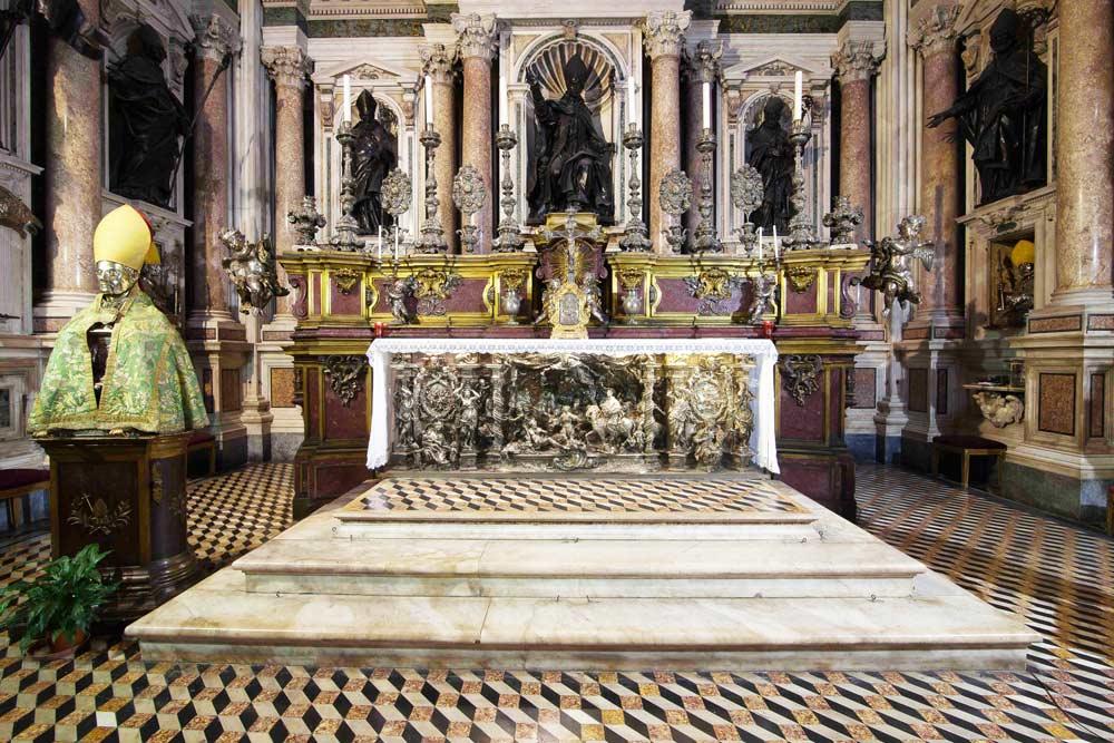 Altare Cappella San Gennaro